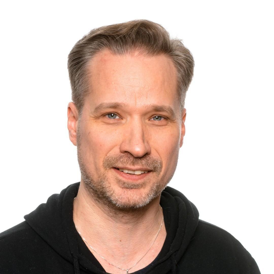 Iiro Jääskeläinen.